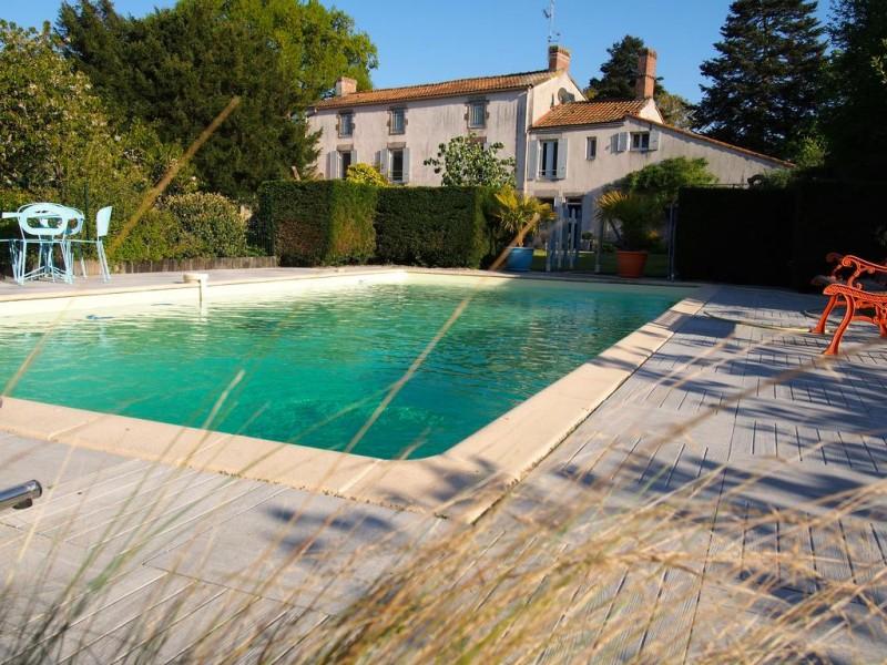 Chambres D Hotes Et Puy Du Fou En Vendee Pays De La Loire